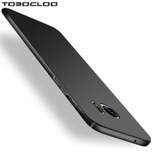 TOBOCLOO for Samsung Galaxy S3 S4 S5 S6 S7 edge S8 Plus A3 A5 A7 J1 J3 J5 J7 2016 2017 Prime Matte Case Full Cover PC protective