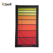 Zipsoft Towels with Bandage Beach Towel Flag Quick Dry Swimming pool for Adults Sport Hiking Camping Shower Fibers for Beach New