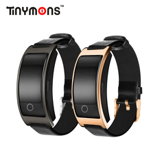 CK11s Smart Wristband Blood Pressure Watch Heart Rate Fitness Calories Pulse Meter Bracelet Running Step Pedometer Monitor Band