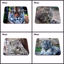 High Quality Rubber Anti-Slip Mice Mat DIY Design Gaming Mouse Pad Animal Mouse Pad Mouse Pad Cartoon Tiger Computer Mouse Pad