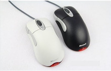Wholesale IO1.1 USB Wired Gaming Mouse Without Retail Box USB Wired Optical Microsoft IntelliMouse IO 1.1 Mouse(China)