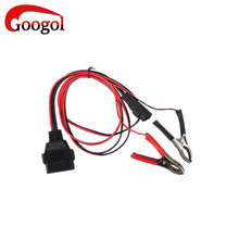 Lexia-3 PP2000 Power Clamp OBD2 Cable for Citroen/Peugeot Lexia Cable Lexia3 OBD2 Cable Free Shipping