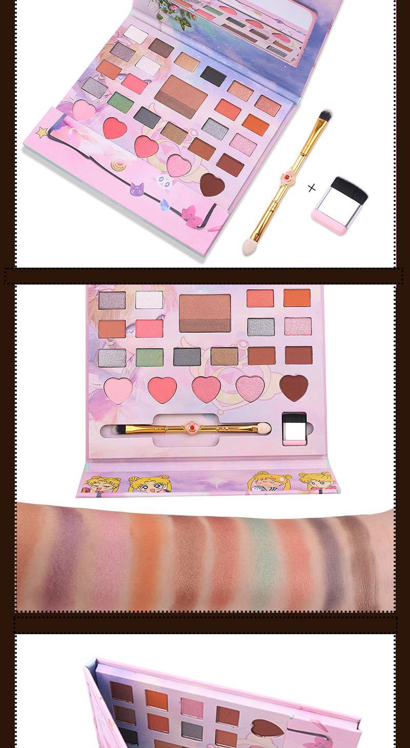 Set completo de maquillaje de Sailor Moon 1