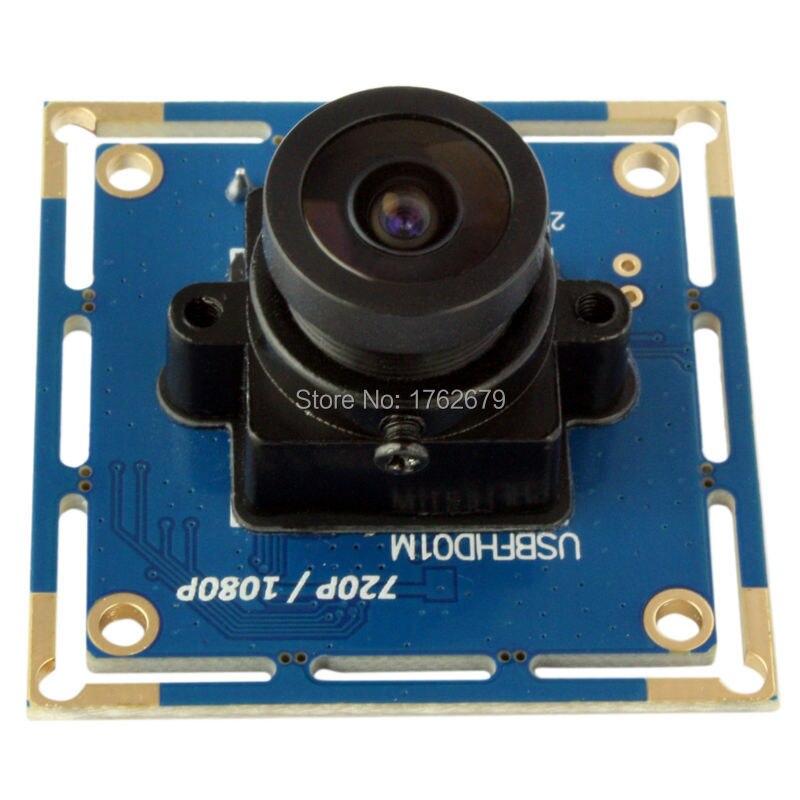Ominivison OV2710 2MP mini usb Video conference camera module with 2.1mm lens ELP-USBFHD01M-L21<br>