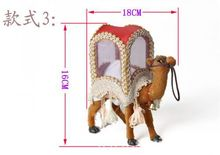 Zilin Manufacturer vivid camel toy, handmade craft  , 18*16 cm