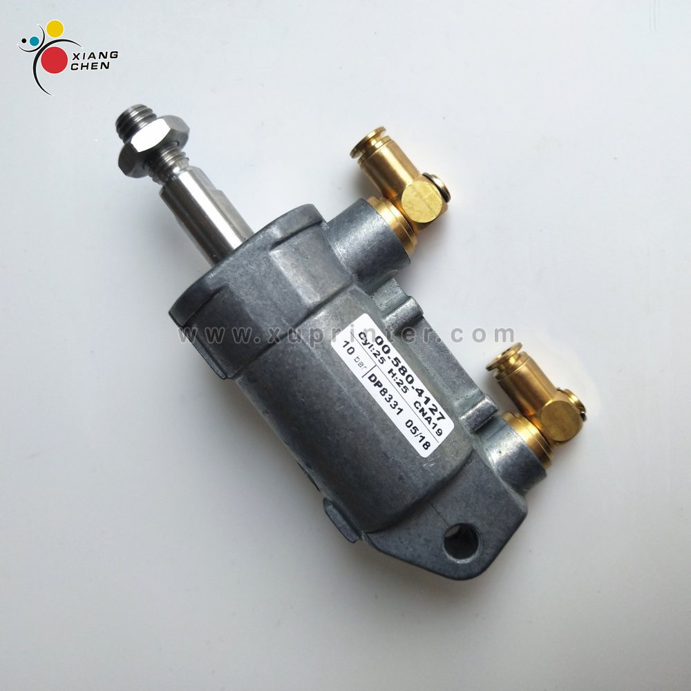 00.580.4127 Pneumatic Cylinder D25 H25 For HD Printer Parts