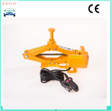 low rpice high lift electric car lift jack for 2 tons car(China)