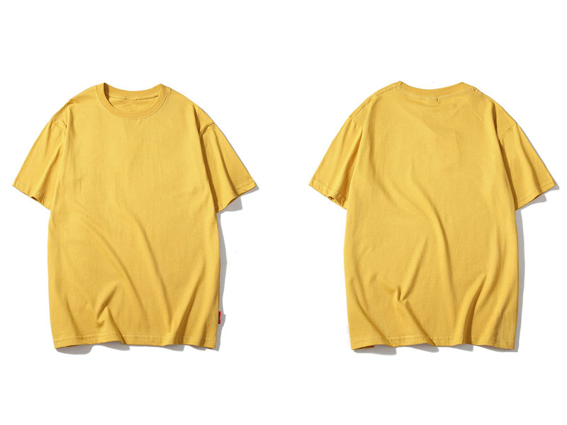 Casual Cotton Solid Tshirts 3