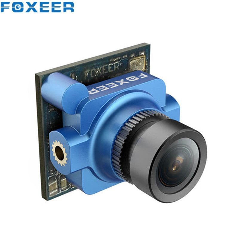 Original Foxeer Micro Arrow 600TVL 150 Degree 1/3 HAD II CCD FPV Camera with Upgraded OSD<br>