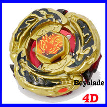 1pcs Spinning Top L-Drago Gold Beyblade Metal 4D Launcher Constellation Fighting Gyro Battle Toys Christmas Gift For ChildrenF3(China)