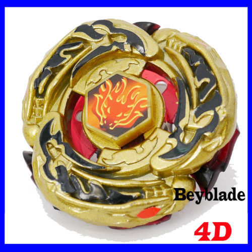 1pcs Spinning Top L-Drago Gold Beyblade Metal 4D Launcher Constellation Fighting Gyro Battle Toys Christmas Gift For ChildrenF4(China)