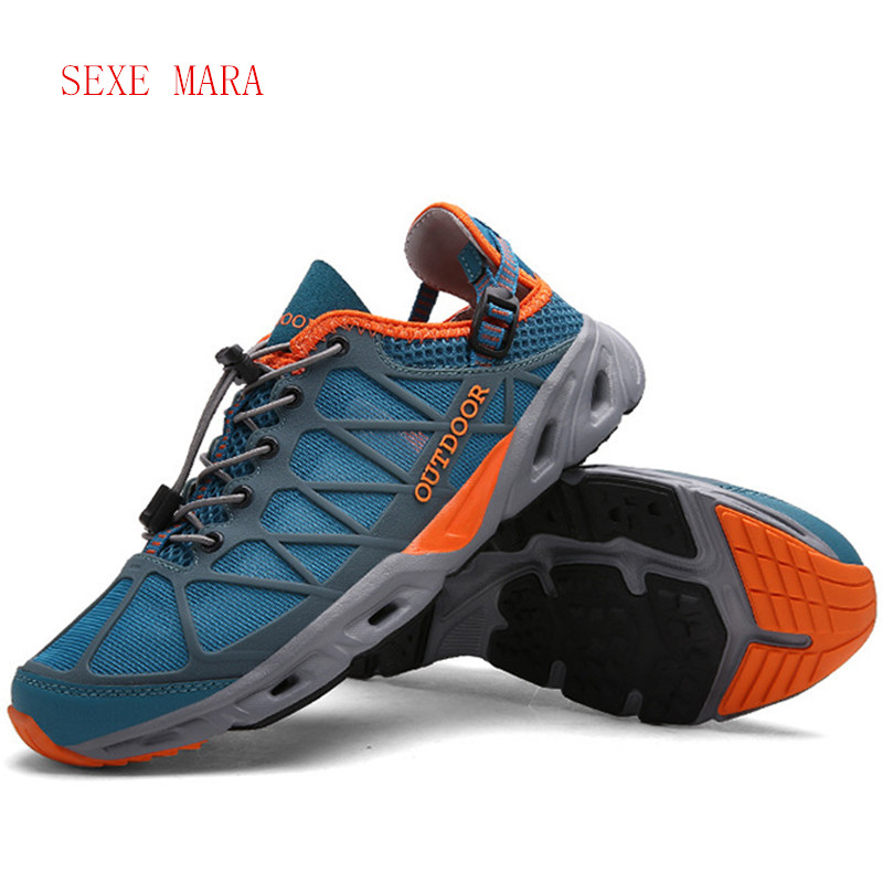NEW Trend Sport shoes Men Women Running Shoes For Men Outdoor Sneakers Jogging Antiskid Breathable Training Walking Zapatillas <br>