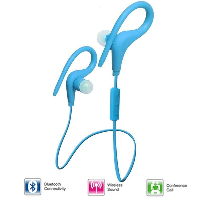 High quality Waterproof Wireless Bluetooth Earphone Sport Stereo Music Earphone Handfree Headset with Microphone earbuds<br><br>Aliexpress