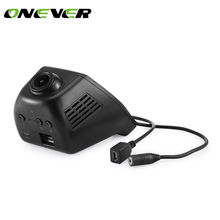 Onever 1080P Car DVR Wifi Camera Monitor Hidden Video Recorder HD Motion Detection/G-sensor/Cyclic Recording for iOS Android(China)
