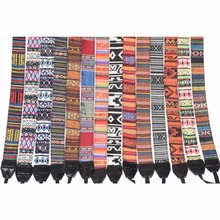 Photo DLSR Retro Style Double Cotton Yard Colorful Pattern Camera Shoulder Neck Sling Hand Strap(China)