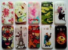 New Arrival Back Cover Case For Samsung Galaxy Ace 4 G357FZ G357 Hard PC Plastic Back Case Many Patterns Choose Free Gifts