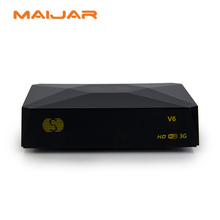 Original S-V6 Mini Digital Satellite Receiver S V6 Skybox V6 with AV HDMI  Support 2xUSB WEB TV USB Wifi 3G Biss Key Youporn