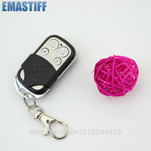 Wireless 433Mhz Portable Metal Remote Control Keyfobs for Our Related GSM Alarm Home Burglar Security System(China)