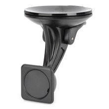 360 Degree Rotation Car Suction Cup Mount Stand GPS Stand Holder for Tomtom Go 720 / 730 / 920 / 930 - Black