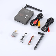 RC832 600mw 5.8G Wireless AV Receiver w/ TS5828 AV Mini Transmitter For FPV