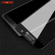 Buy 2.5D 9H Full Cover Tempered Glass Samsung Galaxy S7 S6 J3 J5 J7 A3 A5 A7 2016 2017 Screen Protector Toughened Glass Film for $1.29 in AliExpress store
