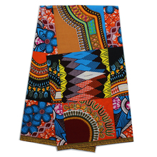 New Arrival Top Quality African Wax Print Super Wax Fabric Material Nigerian Style Riche Women African Costume Bridal