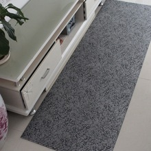 Thicken dust PVC plastic foam non-slip mats doormat hall bathroom carpet(China)