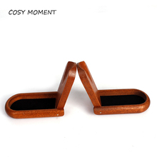 COSY MOMENT Portable Wood Collapsible Cigar Herb Tobacco Smoking Pipes Stand Rack Holder Smoke Smoking Pipe Folding Rack YJ075