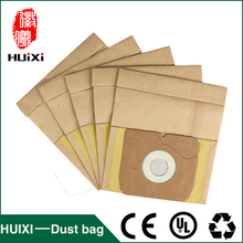 50mm Disposable paper dust bags and change bags with high efficiency of household vacuum cleaner for Z1550 Z1560 etc