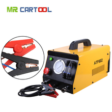 Newly AUTOOL ATF602 12V Auto Gearbox Oil Exchange Cleaning Machine ATF602 Automatic transmission gearbox changer