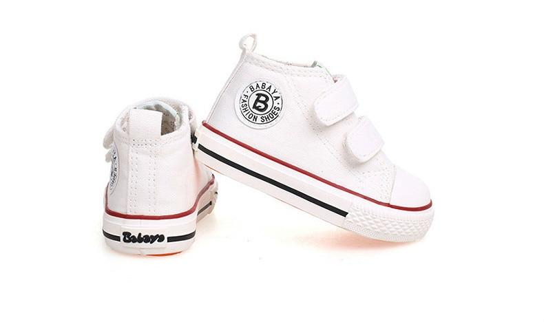 Enfants chaussures pour fille enfants toile chaussures garçons 51