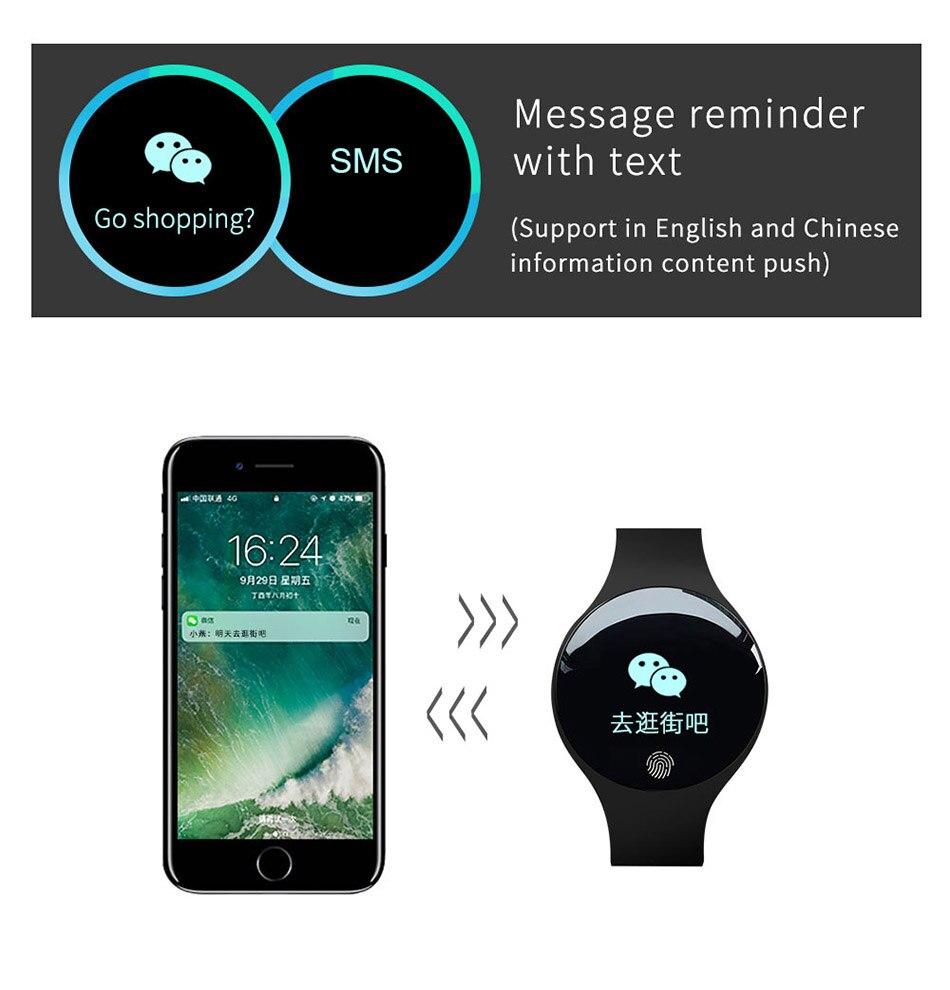 SANDA Bluetooth Smart Watch Men Women inteligente Sport Digital Clock For IOS Android Pedometer Fitness Smartwatch For iPhone 22