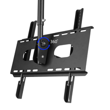 "Ceiling TV Mount Bracket Fits most 26-50"" LCD LED Plasma Monitor Flat Panel Screen Display(China)"