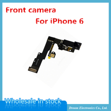 10 pcs/lot New Best Price 6 6G Front Camera Lens Proximity Light Sensor Flex Cable for iPhone 6 6G 4.7""