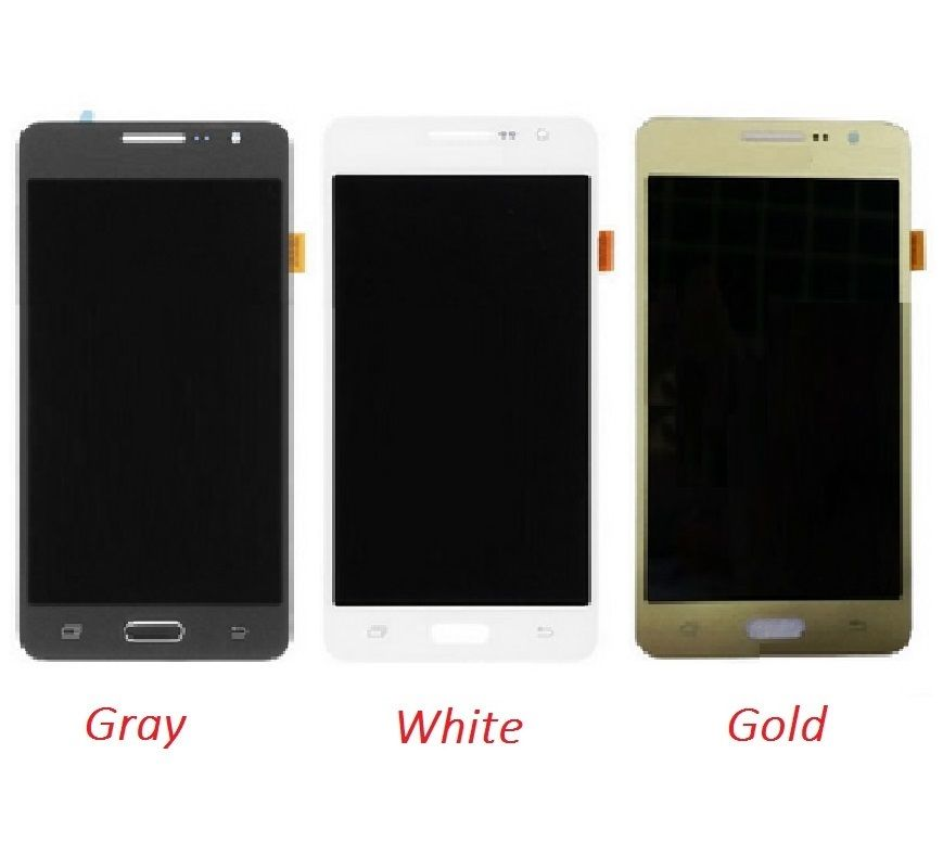 For Samsung Galaxy Grand Prime G531H G531H/DS LCD Display Screen + Touch Glass Digitizer Sensor Assembly +Sticker+Kits<br><br>Aliexpress