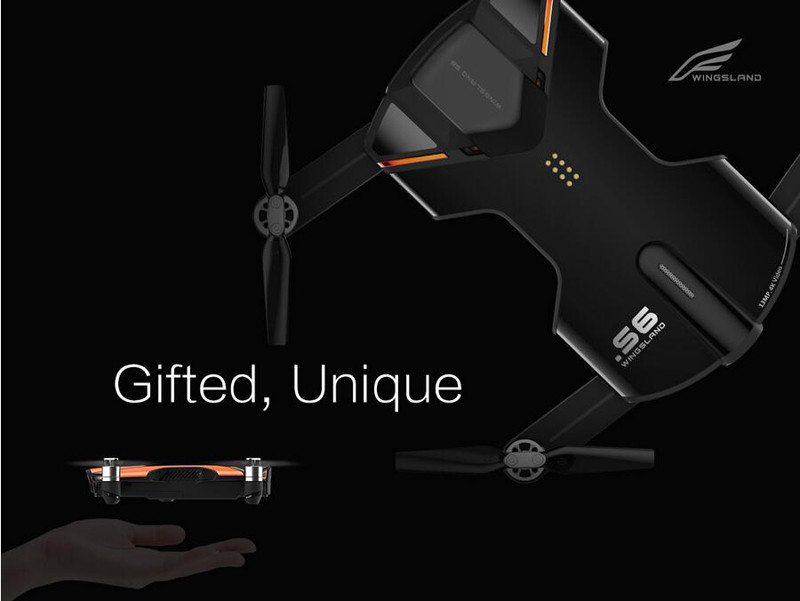 Wingsland S6 Pocket Selfie Drone Camera (33)