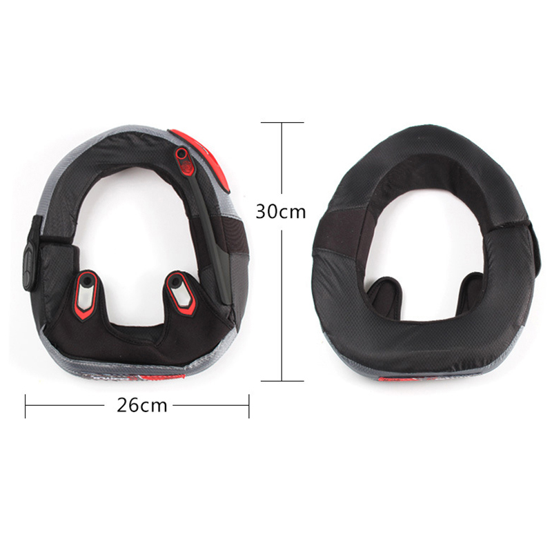 Mayitr New Motorcycle Neck Brace Protector Motocross Off Road Long-Distance Racing Safety Protection Gear