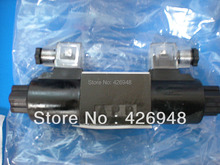 DSG-01-3C4 1/8 Solenoid Operated Hydraulic Directional Control Valve, Three Positions, Spring Centred,new DSG-01 Series