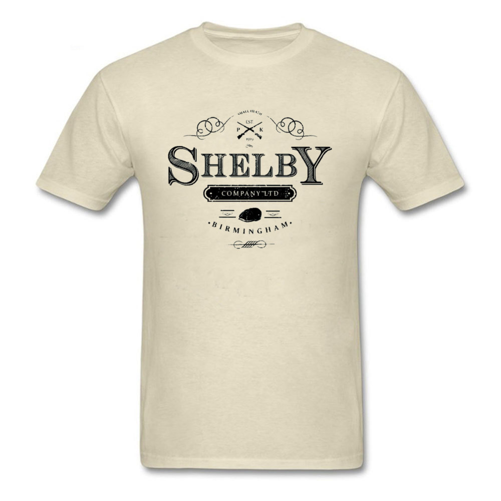 REW Shelby Company by Order of The Peaky Blinders Mens T-Shirt Clothing 100/% Cotton