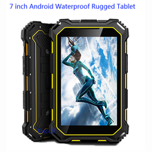 Original S933L Industrial Rugged Tablet PC MTK6735 4G LTE IP68 Waterproof Smartphone Shockproof OTG GPS Android 5.1 2GB RAM