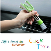 2017 new 1PCS car cleaning brush Accessories for land rover discovery sport 2017 honda civic ford focus 2012 golf 4 Car styling(China)