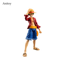 MegaHouse Variable Action Heroes One Piece Monkey D Luffy PVC Action Figure Collectible Model Toy 18cm KT055(China)