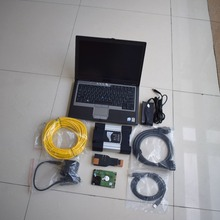 for bmw icom next with laptop+Icom software Rheingold isis isid+d630 computer ready to work 3in1 programming & diagnostic tool
