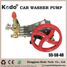 High pressure cleaner piston pump car washer pump head 55 58 40 high-pressure pump head Copper/Iron optional
