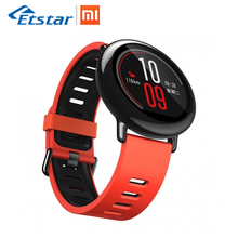 Global Version Xiaomi Huami AMAZFIT Strap Smart Watch GPS Running Sports Bluetooth 4.0 Wearable devices Wifi Heart Rate Monitor(Hong Kong)