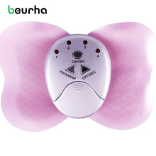 Beurha Electronic Mini Body Massager Slimming Body Losing Weight Massager neck back Arm Leg Muscle Pain Relief Massage pad