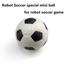 lovebirds Soccer Robot special mini ball for robot soccer game diameter 63mm x 6 pcs