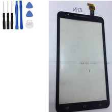New Original Capacitive Touch Screen Digitizer Panel For Ulefone Star N9776 U89 cell phone White Black Orange(China)