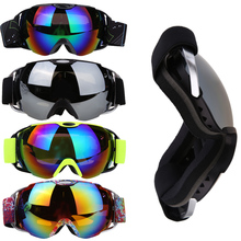 ski glasses skiing and snowboarding Eyewear Unisex Double Lens Unisex Double Lens  UV400 Anti-fog Spherical Skating Ski Goggle