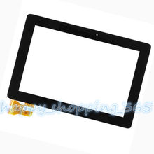 Free  tools Replacement For ASUS MeMO Pad FHD 10 ME302 ME302C 5425N FPC-1 Black digitizer touch screen Glass Free shipping